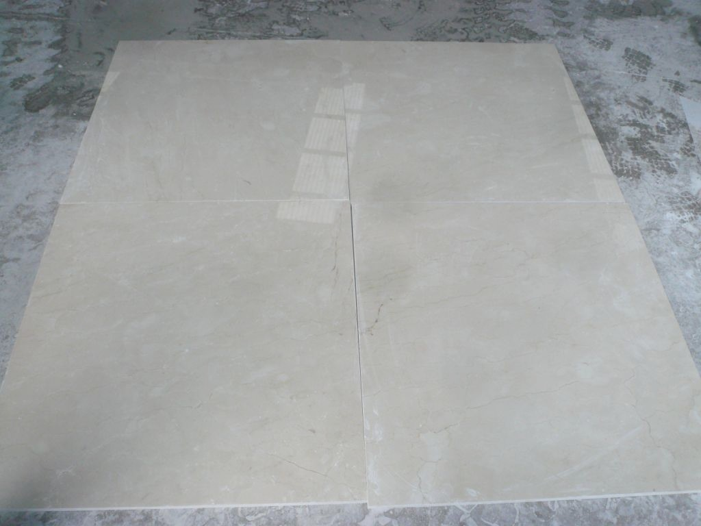 First-Select Quality Crema Marfil Tiles